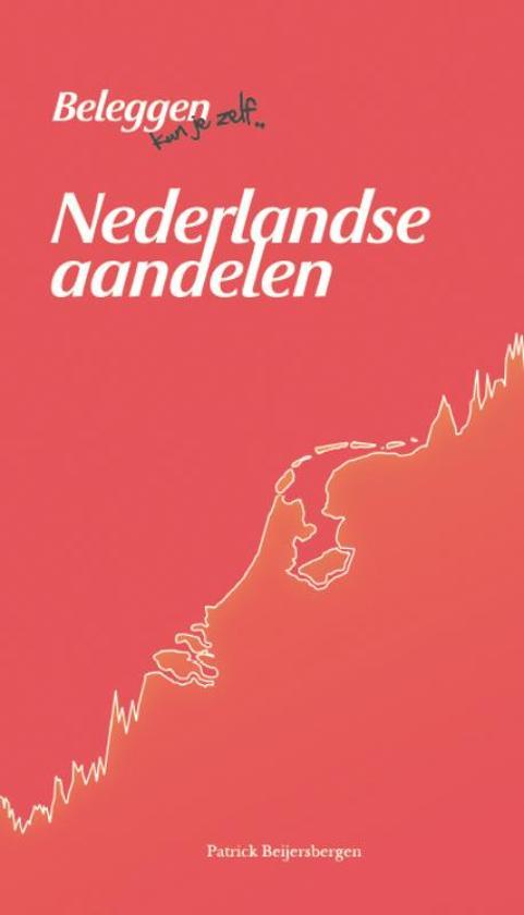 Boek cover Nederlandse aandelen van Patrick Beijersbergen (Hardcover)