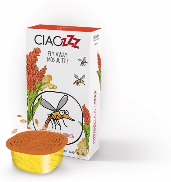 Mr&Mrs Fragrance Geurcapsules - Insect - Citronella & Flower