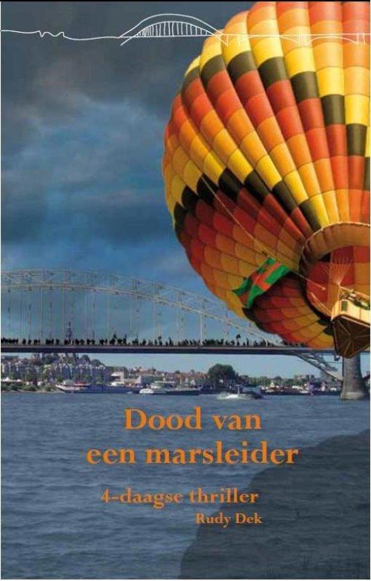 Vierdaagsethrillers 4 - Dood van een marsleider
