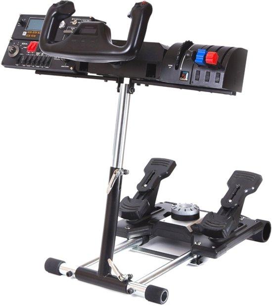 wheel stand pro voor saitek pro flight yoke. Black Bedroom Furniture Sets. Home Design Ideas