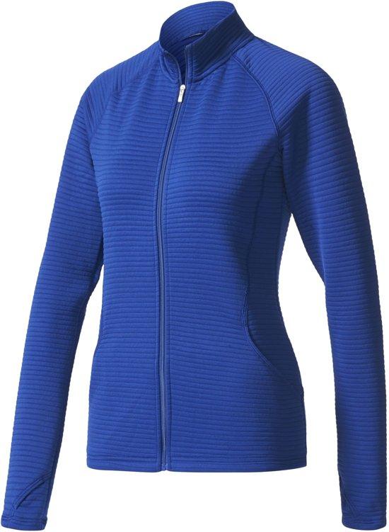 6108fc15542 bol.com | Adidas Essentials Golf Vest 3-stripes Dames Blauw Maat M
