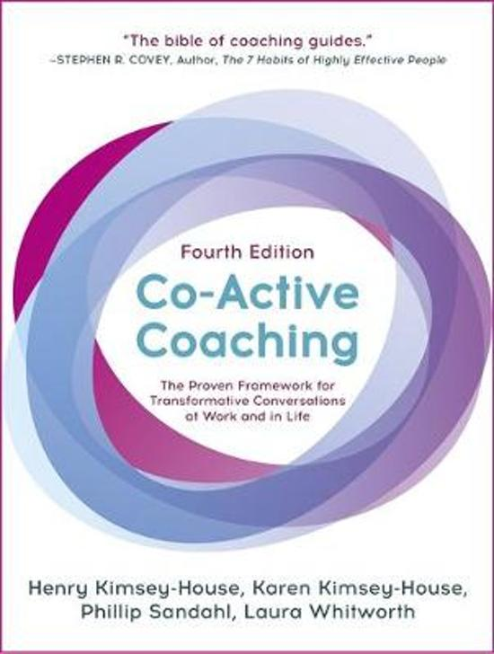 Co-Active Coaching