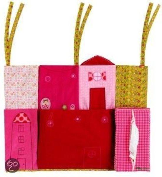 Lilliputiens Liz Boxpaneel met zakken