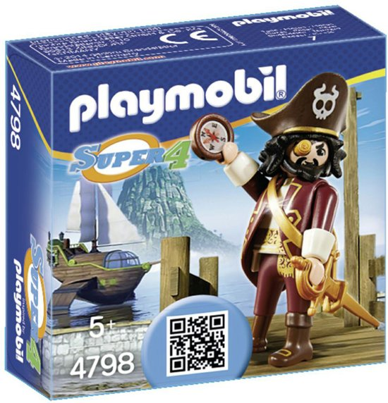 PLAYMOBIL Haaibaard - 4798