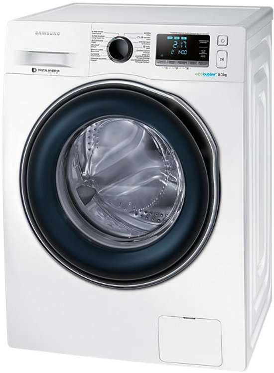 Samsung WW81J6400CW - Eco Bubble - Wasmachine