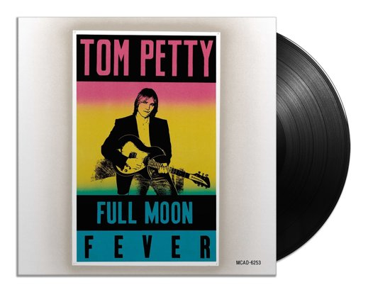 CD cover van Full Moon Fever (LP) van Tom Petty and the Heartbreakers