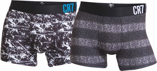 CR7 2-Pack Trunk Mircofibre Multi