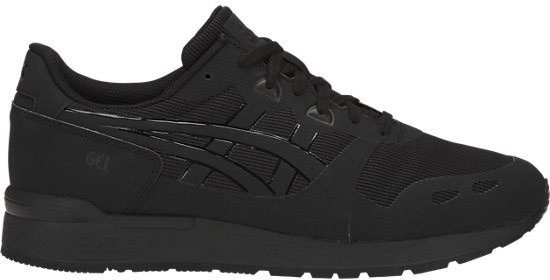 ASICS Gel-Lyte Sneakers Heren - Black/Black