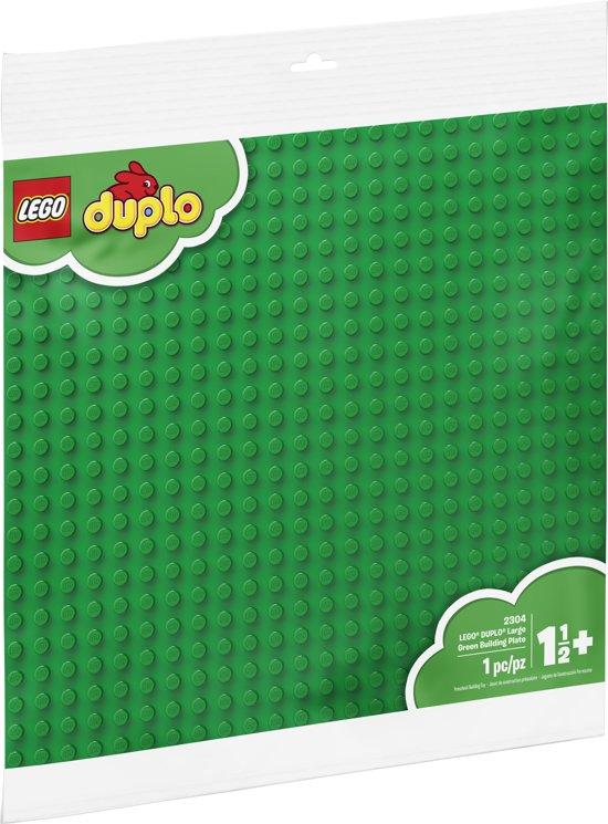 Afbeelding van LEGO DUPLO Grote Bouwplaat - 2304 speelgoed