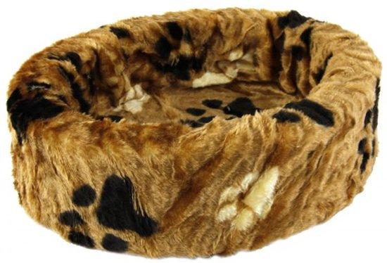 Petcomfort Hondenmand Grote Poot - 80 cm - Bruin