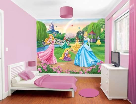 bol.com   Walltastic Posterbehang Disney Prinsessen