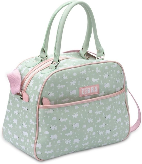 90da17c96b4 bol.com | Zebra Trends Kidsbag Forest Green