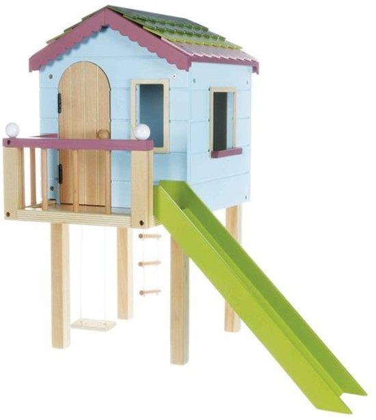 Lottie Treehouse Playset