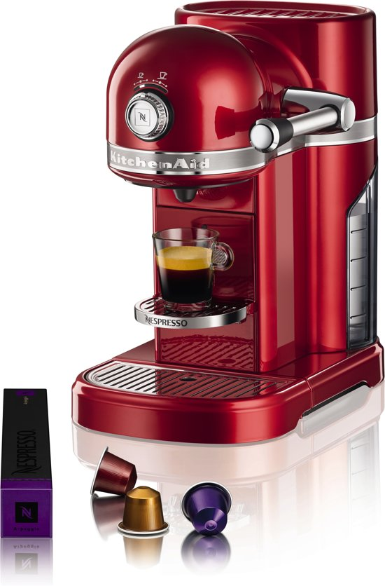 Nespresso KitchenAid Artisan 5KES0503ECA/3 Koffiemachine