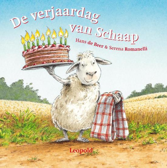 Bol Com De Verjaardag Van Schaap Hans De Beer 9789025853617
