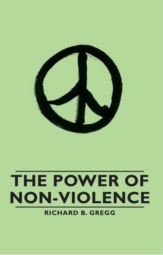 the power of nonviolence As an astute observer of history i can't help but recognize that there is a pattern playing out again before our very eyes that we have seen before a series.