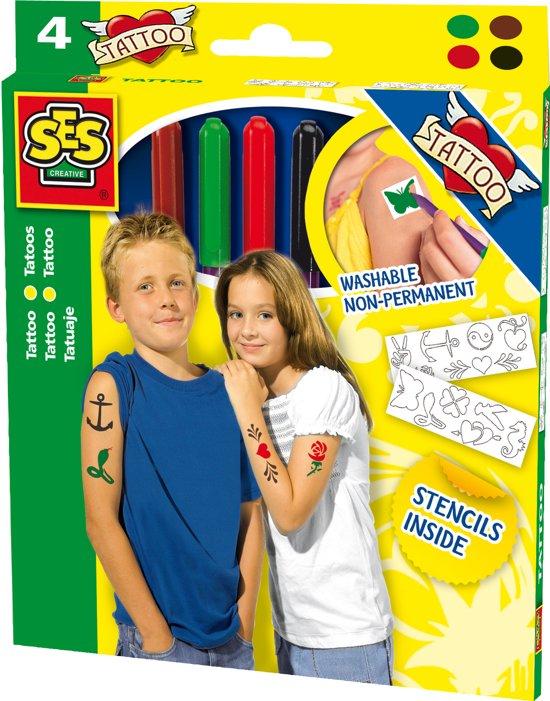 Ses Tattoo Stiften