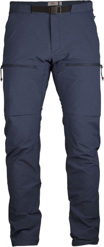 Coast Fjällräven Outdoorbroek Heren Trousers High Hike M Navy p8H8R