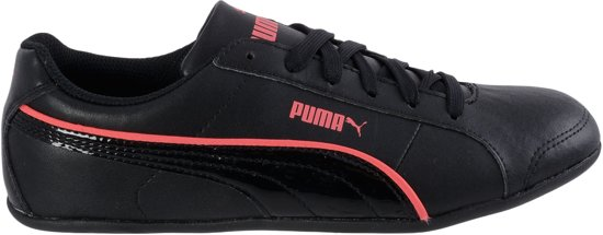 Puma Sneakers Zwart Roze