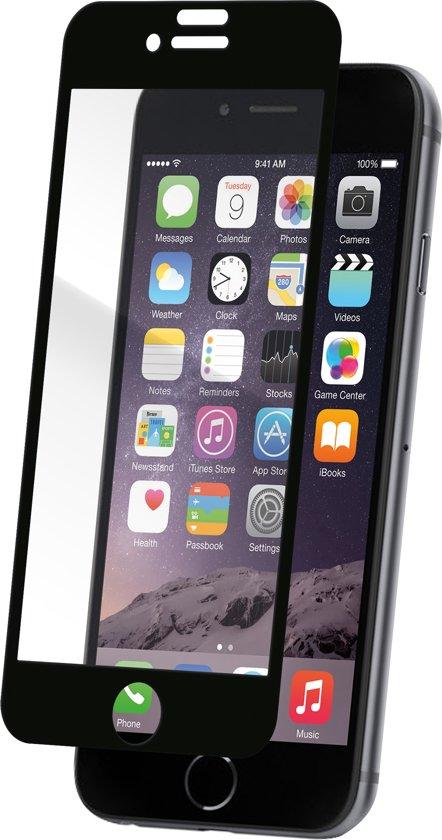 THOR Screen Glass Edge to Edge for iPhone 6/6S/7/8 black in Molenbelt