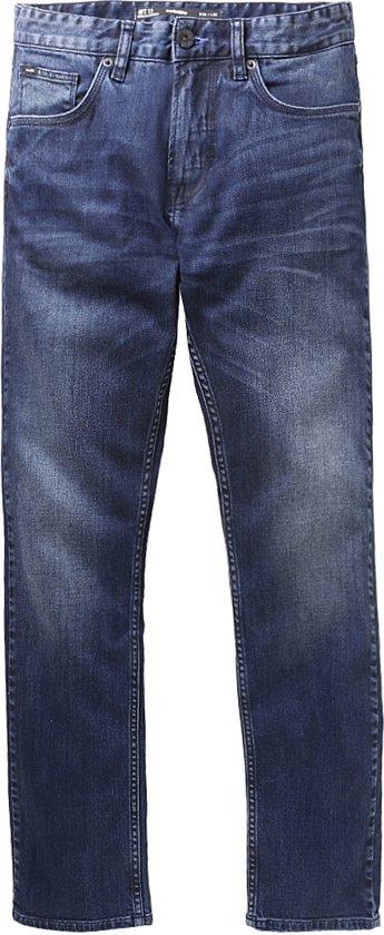 Donkerblauw Spijkerbroek Spijkerbroek Men Twinlife Men Twinlife XnPdgg
