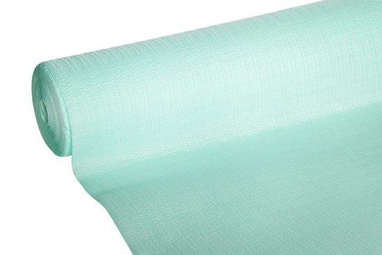Cosy & Trendy Tafelkleed - 1,18 x 20 m - Papier - Mint groen Valentinaa