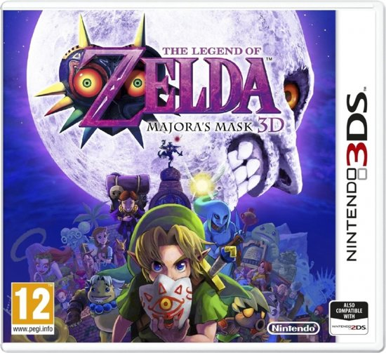Legend of Zelda: Majora's Mask 3D /3DS kopen