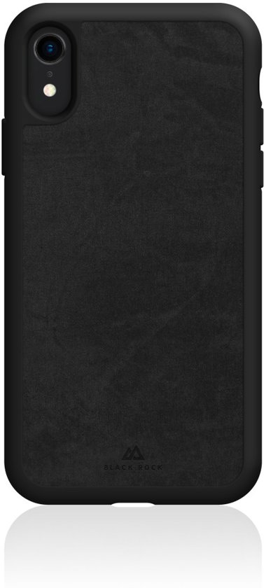 """Black Rock Cover """"The Statement"""" voor Apple iPhone Xr, Zwart"""