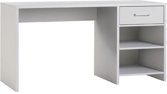 Bolcom True Furniture Karlijn Bureau 137 Cm Wit