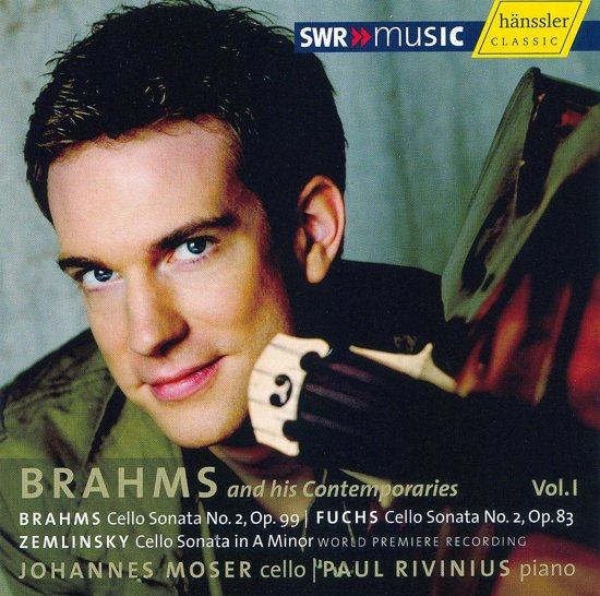 Brahms And His Contemporaries Vol.1