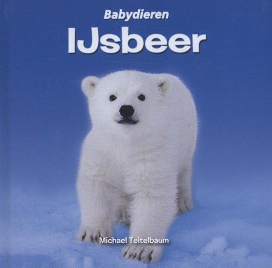 Babydieren IJsbeer