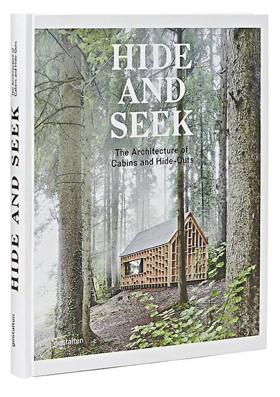 Boek cover Hide and Seek van S. Borges (Hardcover)