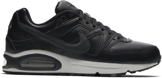 Zwart Max 001 Grijs 5 Met Air Nike 749760 Leather 48 Command Maat 85T7fxqI