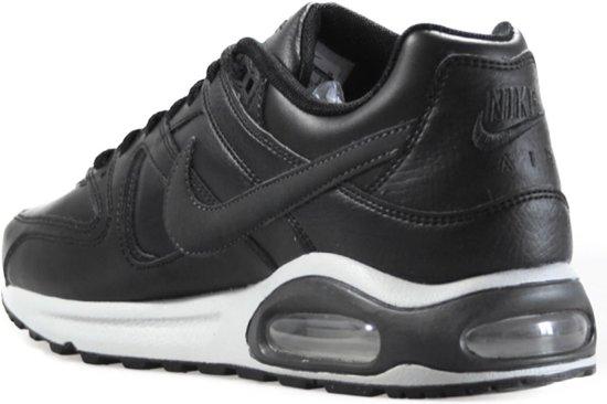 Nike Max Zwart Leather Maat 001 Air 5 Command 749760 Grijs Met 48 aaWOrqw