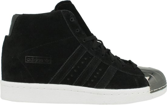 adidas superstar up zwart