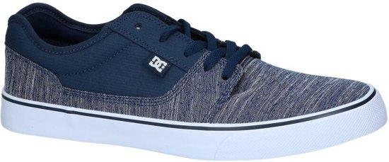 Donkerblauwe Skate Sneakers DC Shoes Tonik TX SE  Heren 41