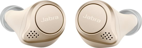 Jabra Elite 75t - Volledig draadloze in-ear oordopjes - Goud Beige