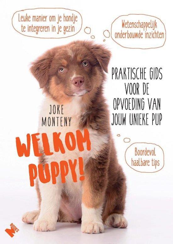 Welkom Puppy!
