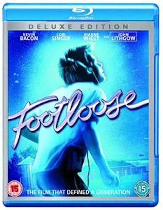 Cover van de film 'Footloose'