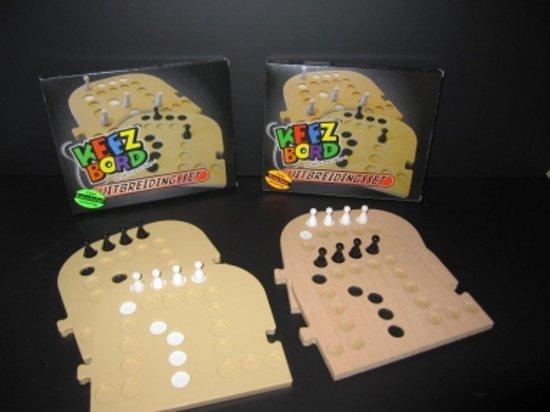 Afbeelding van het spel Keez bord uitbreiding 6 tot 8 personen