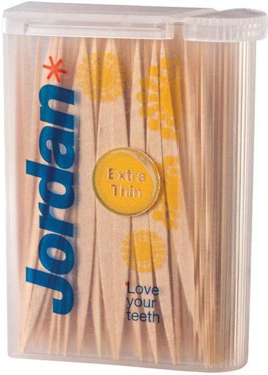 Jordan Extra dun - 140 st - Tandenstoker