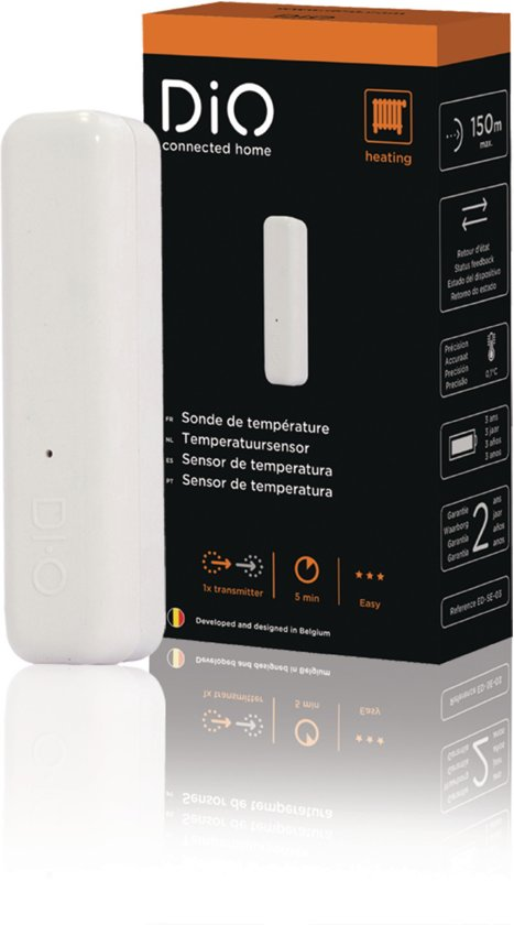 Smart Home Temperatuursensor 868 Mhz