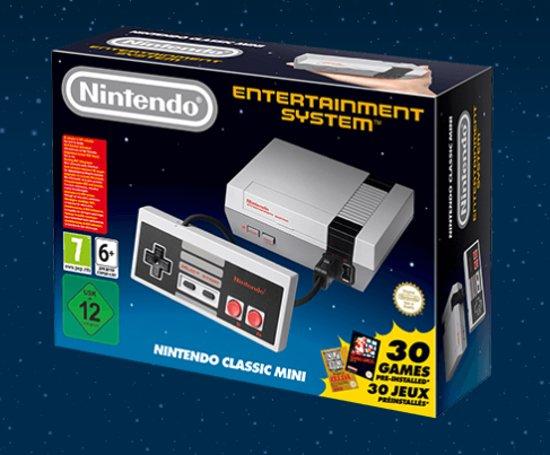 Nintendo Classic Mini: Nintendo Entertainment System kopen