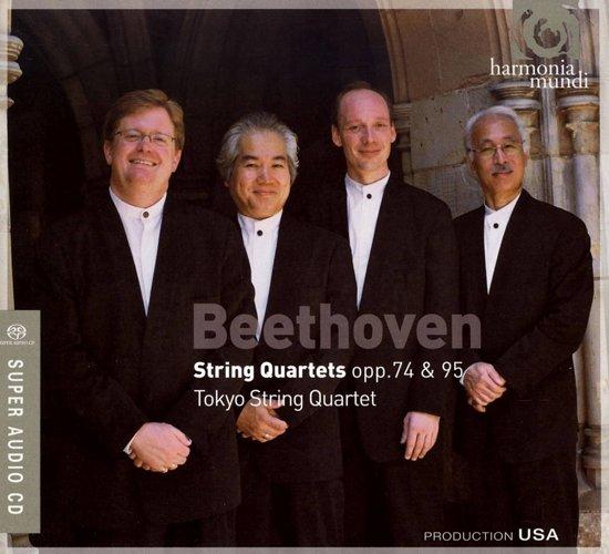 String Quartets No. 10 & 1