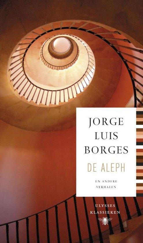 cover De Aleph En Andere Verhalen