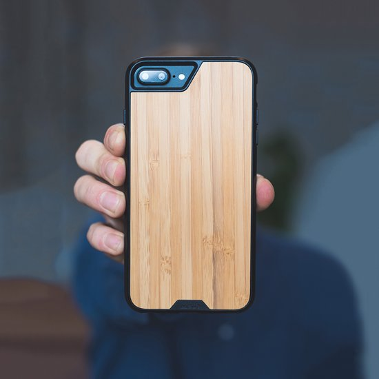 size 40 bbe0f 885c1 Mous Limitless Case 2.0 - Bamboo (iPhone 6 Plus / 7 Plus / 8 Plus)