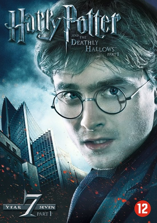 Harry Potter And The Deathly Hallows - Part 1 (Franse Versie)
