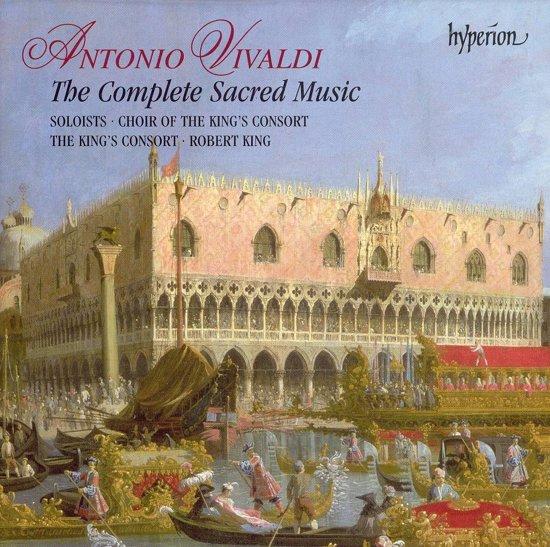 Vivaldi: The Complete Sacred Music