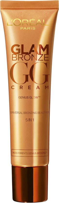 L'Oréal Paris Glam Bronze - Bronzer - GG Cream