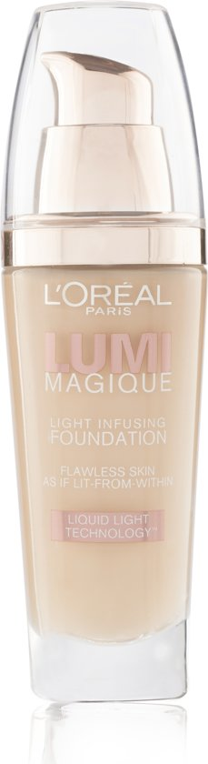 L'Oréal Paris Lumi Magique - R2 Rose Porcelaine - Foundation